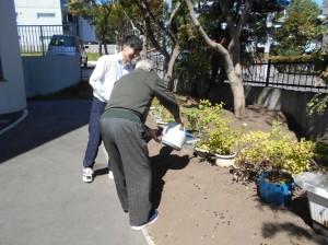 太田様の花壇3